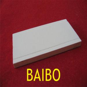 Plaque en céramique de zircone stabilisé de calcium