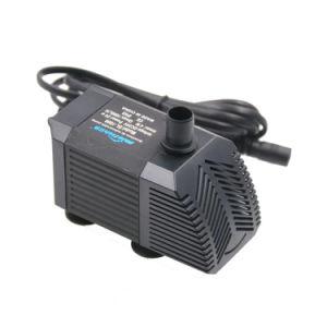 Gleichstrom 24V fließen zentrifugale versenkbare Ultra-Ruhige schwanzlose Aquarium-Pumpen des Wasser-600L/H für landwirtschaftliches