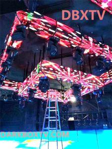 La publicité de plein air performances P6 Affichage plein écran LED de couleur