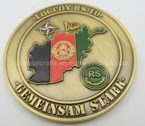 模造堅いエナメル(033)が付いているカスタム工場価格のNepeanのフットボール連合の金属の挑戦硬貨