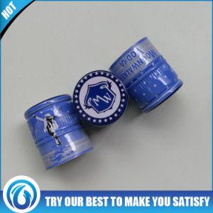 Vaso barato tapa de aluminio Anti Theift Mason Jar la tapa de metal