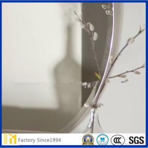 3mm 4mm 5mmのホーム装飾のための6mm円形の斜めの端ミラー