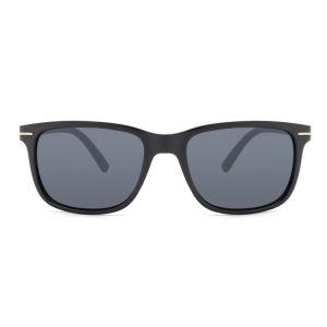 Banheira de vender moda próprio logotipo personalizado de óculos polarizados homens (BAM0026)