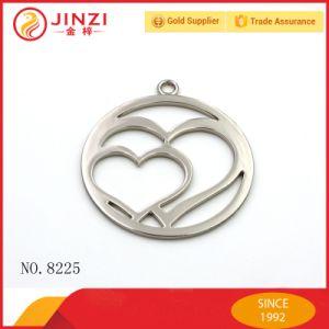 Heiße Verkaufs-kundenspezifische Form-Inner-Form-hängende Firmenzeichen-Dekoration