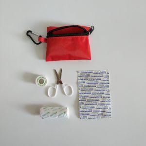 OEMのホックが付いている安く熱い販売の救急処置袋