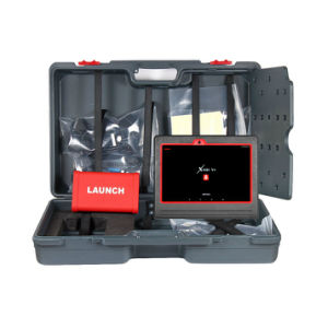 Lancez le connecteur X431 V+ Heavy Duty Outil de diagnostic du chariot du scanner HD basé sur Android ordinateur&Adatpers Box pour voiture 24 V Scan Tool