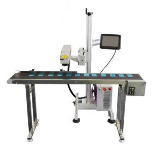 날짜 또는 탄소 Steelcomputer 키보드를 위한 Laser 코딩 장비 또는 Laser 코딩 기계