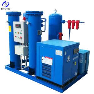 No local Brotie Fábrica de Gás oxigênio PSA