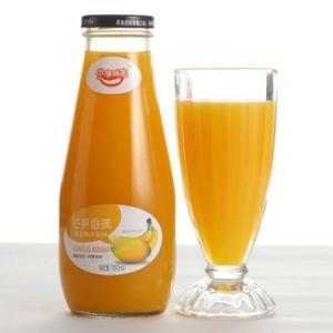 bottiglia di vetro della bevanda 250ml/spremuta