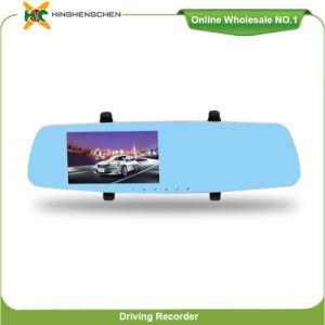 5.0  TFT LCD Schreiber-Doppelkamera-Gedankenstrich-Nocken-Auto DVR