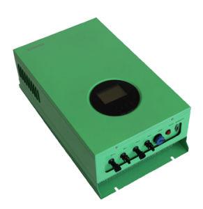 Coletor Solar híbrido do Vento Solar do inversor do inversor com controle de monitor remoto IP65 Garantia quinquenal (SM-2K/1S)