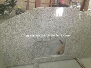 Het Witte Graniet van de Huid van de Tijger van de Bovenkant van de ijdelheid & Countertop Kithcen