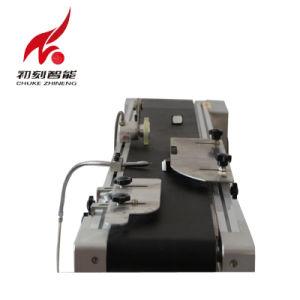 ディストリビューターの価格ワイヤーデスクトップの光学レーザーのマーキングの彫版のコーディング機械