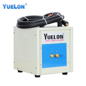 熱い融合のための誘導加熱ろう付け機械