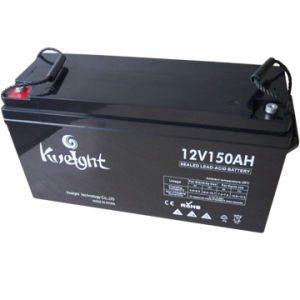 12V SealedはSolarのためのRechargeable Battery 150ah Deep Cycle Batteryを導くAcid