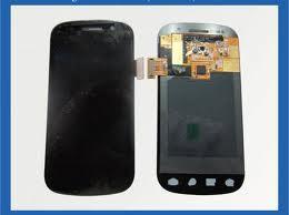 voor Samsung I9000 LCD