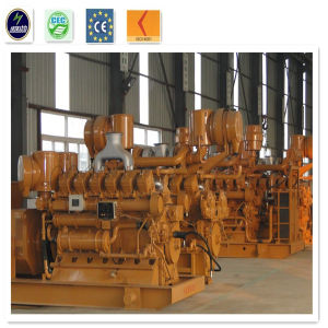 2016 20kVA-700kVA水冷却の天燃ガスの発電機セット