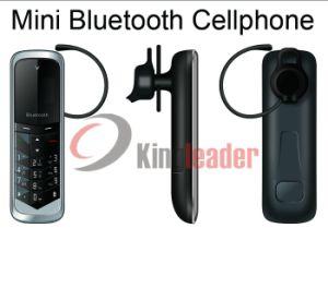 De mini Telefoon van de Cel Bluetooth, Oortelefoon met Bluetooth, MP3 Speler (BM50)