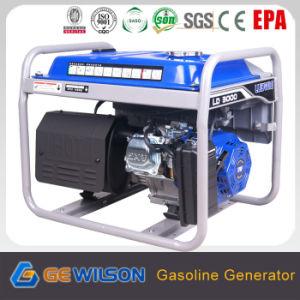 3000W de l'essence générateur portatif fabriqués en Chine avec la CE