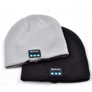 方法無線Bluetoothによって編まれる帽子