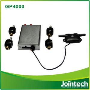 Rastreador de GPS con puerto serie para la monitorización de temperatura de camión frigorífico