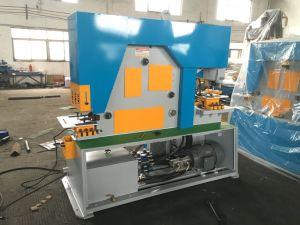 Macchina idraulica ampiamente esportatrice del foro di punzone del ferro di angolo dell'operaio siderurgico