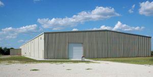 La estructura de acero estructural prefabricado para edificios