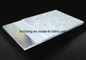 Плитка прокатанная мрамором керамическая составная