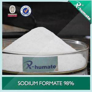 Formate van het Natrium van 98% Min Proces van het Leer