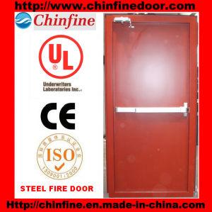 Porte coupe-feu énumérée d'UL (CF-F003)
