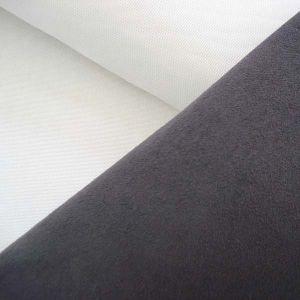 Veludo de poliéster Faux Suede Home sofá de tecido de revestimento
