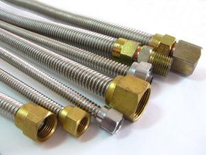ステンレス鋼304の波形の金属のホース