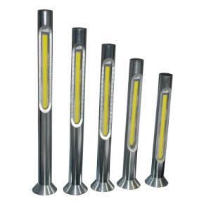Soporte de plata de 3W de luz LED de bajo estante