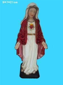 Estátua de religião de resina personalizada