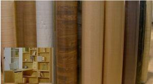 Film décoratif Woodgrain PVC