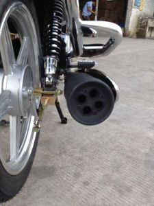 Westen Africa Market and Safari Motorcycle (GW150-3)