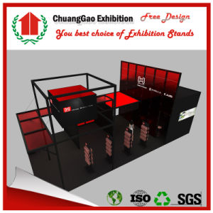 Stand modulaire standard pour support d'affichage
