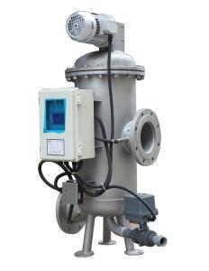 Temporizadores de sucção Automática do Filtro da escova de aço inoxidável