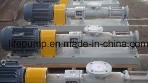 Ätzende flüssige Monoschrauben-Pumpe