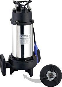 분쇄기 Sewage Submersible Pump 1.5kw