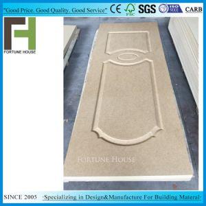 Pelle grezza modellata originale del portello del MDF di HDF