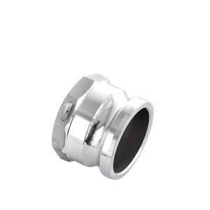 Tipo di alluminio dell'adattatore della scanalatura & della camma un accoppiamento del Camlock di b