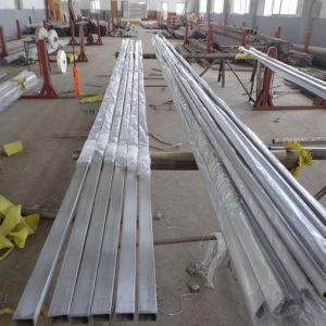 304 квадратных сшитых трубопровод из нержавеющей стали