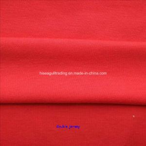 O algodão tecido Jersey para T-shirt, roupas íntimas etc