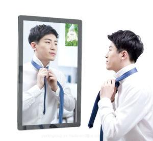 Yashi 22-дюймовый датчик Волшебное зеркало рекламы на дисплее