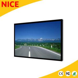 84 polegada UHD 4K 3840*2160 LCD Monitor CCTV para a exposição