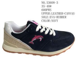 Quatre couleurs 35-40# Outdorr Lady Chaussures Chaussures de sport Stock