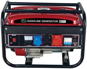 2.0kw RecoilかElectric Start 3-Phase Gasoline Generator
