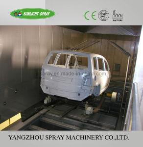 Revestimento de carro ou autocarro automóvel da linha de produção