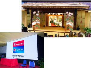 Chipshow Rn4.8 Indoor pleine couleur LED de location de l'affichage vidéo
